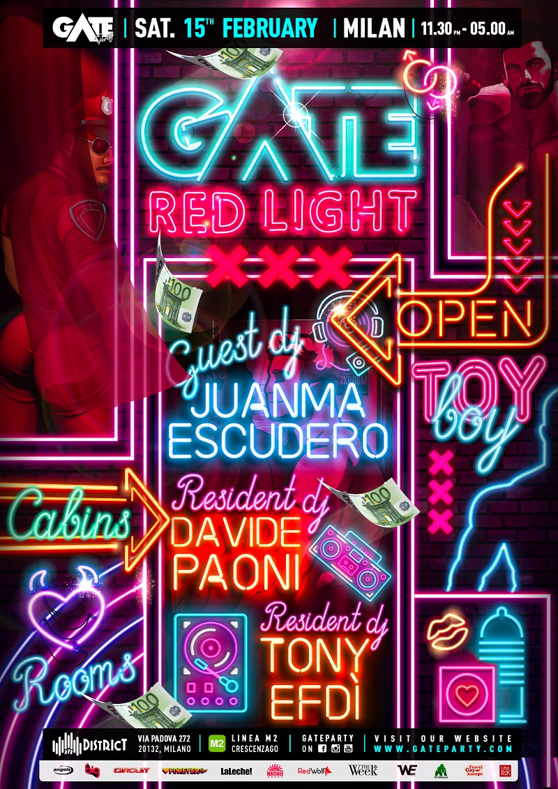 Gate Red Light District
